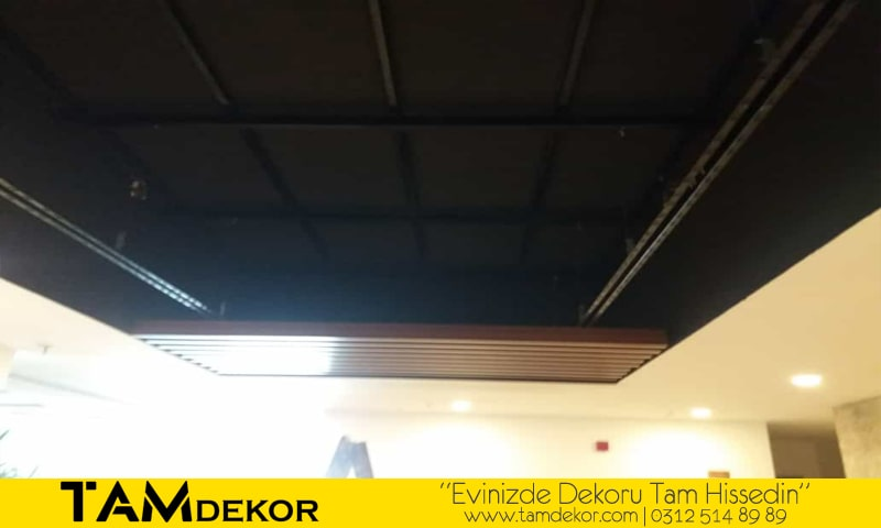 Ankara Baffle Tavan Sistemleri