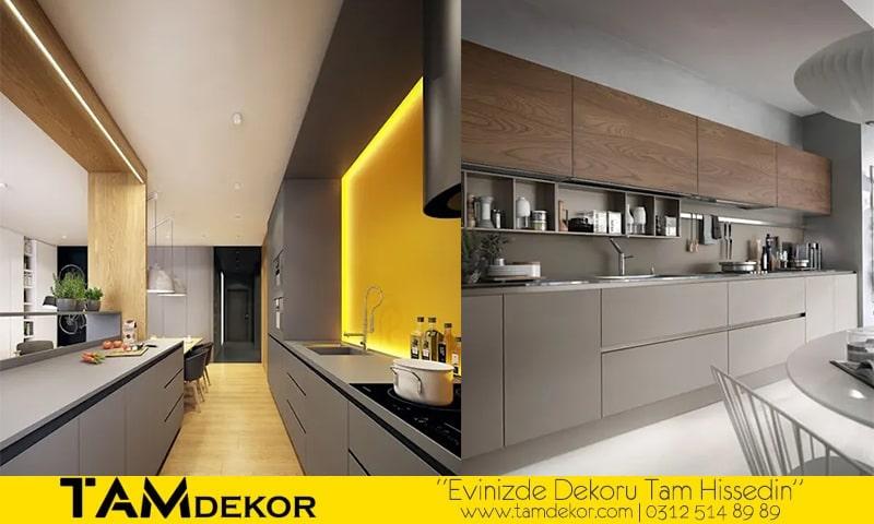 Ankara Mutfak Dekorasyonu